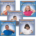 Our Senses Bilingual Book Set (Set of 5)