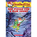 Red Pizzas For A Blue Count - Paperback