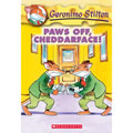 Paws Off, Cheddarface! - Paperback