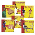 Your Body Book Set (Set of 6)