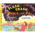 Flash, Crash, Rumble And Roll - Paperback