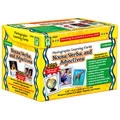 Photographic Learning Cards - Nouns, Verbs and Adjectives (275 cards)