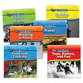 How People Lived in America (Set of 6)