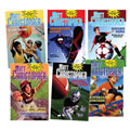 Matt Christopher Sports Fiction Books (Set of 6)