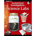 Standards-Based Investigations: Science Labs Grades K-2 + CD