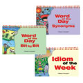 Word of the Day Vocabulary Set
