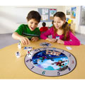 Learning Resources Race Around the Clock - An Elapsed Time Game
