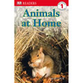 Animals At Home - Paperback