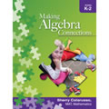 Algebra Connections Manual Only - Grades K-2