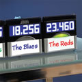 NEW Classroom Jeopardy® - Extra Score Board (Plus 3 Remotes)