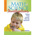 Math and Science Investigations - eBook
