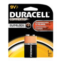 DURACELL COPPERTOP Battery 9V