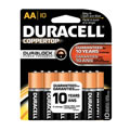 DURACELL COPPERTOP Battery AA (Pack of 10)