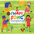 The Shape Song Swingalong - Hardback with CD