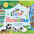 Over in the Meadow - Hardcover with CD