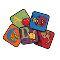 Reading By The Book Squares (Set of 26)