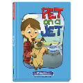 Pet on a Jet - Hardcover book from ABCmouse.com