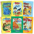 ABCmouse.com Beginning Readers Set 2 - Hardcover (Set of 6 Books)