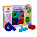 Rubbabu™ Lowercase Alphabet Set