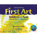 First Art for Toddlers and Twos - eBook