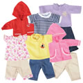 "13"" Doll Fashions Set"