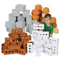 Brick, Blocks and Rock Builders