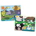 Touch and Feel Puzzle Set (Set of 2)