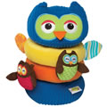 Hoot 'n Toot Rattle Stacker