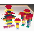 Prism Bricks - Starter Set (135 bricks, 6 bases)