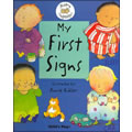 My First Signs - Board Book