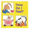 How Do I Feel - English (Boardbook)