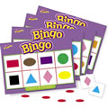 Color & Shape Bingo