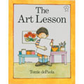 The Art Lesson (Paperback)