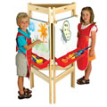 Three-Way Easel