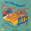 Ten Little Monkeys - Paperback
