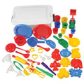 Sand Play Kit by Kaplan Early Learning Company