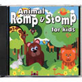Animal Romp & Stomp For Kids CD