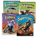 Dirt Bike World Book Set (Set of 4)