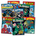 DC Super Heroes (Set of 8)