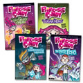 Princess Candy Book Set (Set of 4)