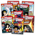Wonder Woman Book Set (Set of 8)