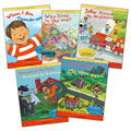 My World Bilingual Big Books (Set of 5)