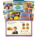 Mathematics Readers for Kindergarten Set 1 (Set of 8)