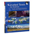 Leveled Text for Science: Earth and Space Science