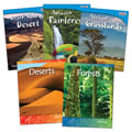 Earth's Ecosystem - Grades 3 - 5 (Set of 5)