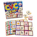 CVC Word Building Bingo