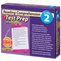 Reading Comprehension Test Prep in a Flash