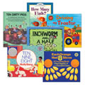 Fun With Math Book Set (Set of 6)