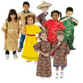 Multi-Ethnic Ceremonial Costumes