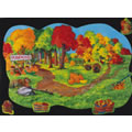 Fall Harvest Flannelboard Pre-Cut Set